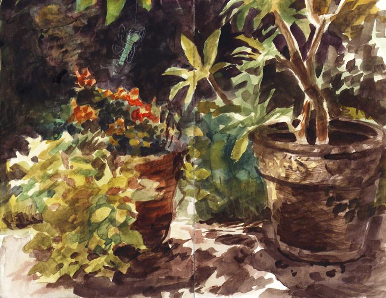 watercolor_planters