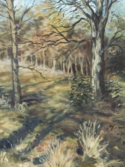 pleinair_twotrees