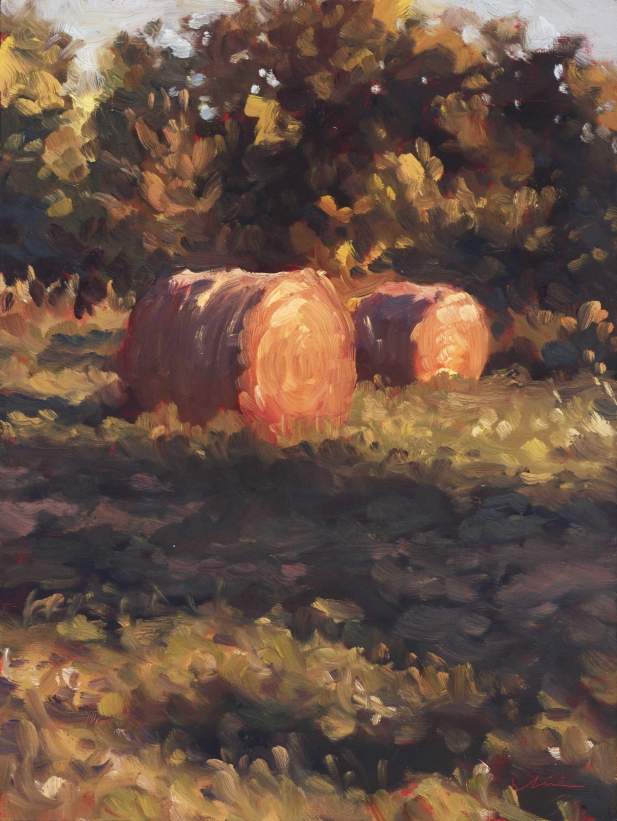 September_pleinair_haybales