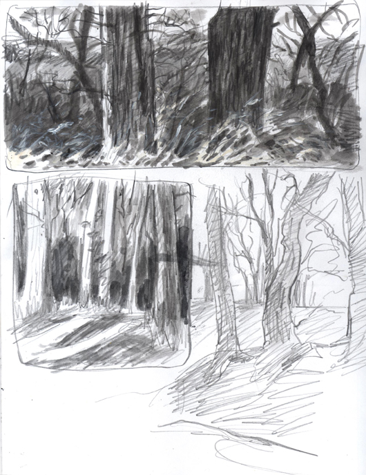 pleinair_greyscaletrees_jan16