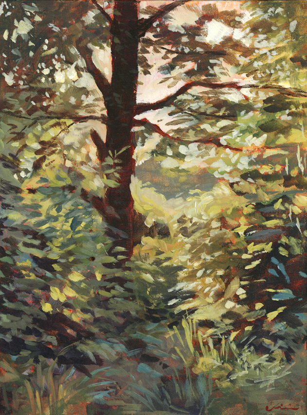 acryliccanvas_backlittree_pleinair_june16