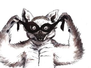 lemurmask